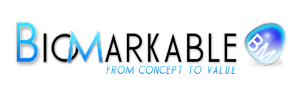 The Biomarkable Logo